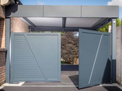 Portail Carport 01